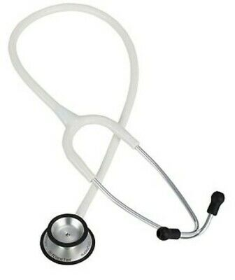 Riester Adult Stethoscope Duplex 2.0 White, Stainless Steel