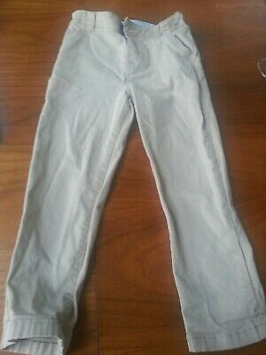 USED - BOYS Baker By Ted Baker Beige Chino Trousers - Age 2-3 Years