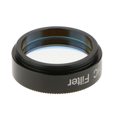 """Optical 1.25"""" UHC Light Pollution Reduction Filter For Telescope Eyepiece"""
