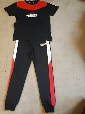 Authentic McKenzie kids tracksuit age 8-10