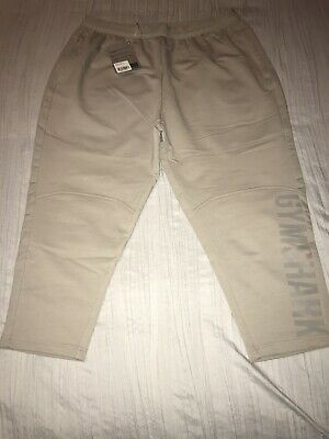 Gymshark 3/4 Men's Bottoms (Size L) Brand New
