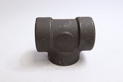 "Forged Steel Tees Socket Weld End 2"" 3000#"