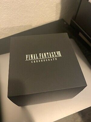 Limited to 77 Final Fantasy VII Chronograph Cloud FF7 Watch