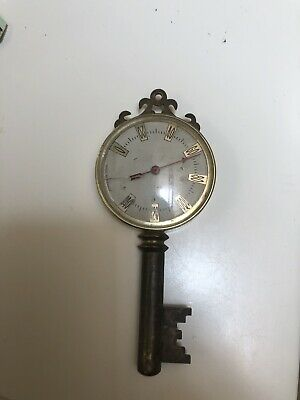 Key Shaped Thermometer With Kickstand