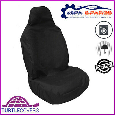 Turtle Covers Utility Waterproof Universal Front Seat Cover For Nissan