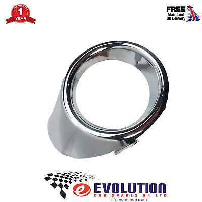 Lh Passenger Side Fog Lamp Cover Fits Ford Fiesta 2009 Onwards, 8A6115A223Cb5Sm