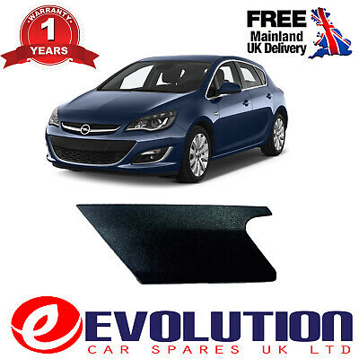 Fog Light Grill Moulding Right Fits Vauxhall Astra Mk6 2012-2015, 13387231