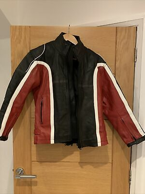 Kids Biker Leather Jacket 4xl