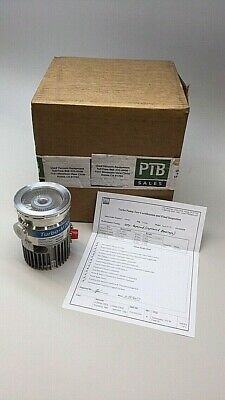 Varian 969-9359 Used Turbo V 70D Macro Torr Pump With ISO 63 Flange PTB Repair