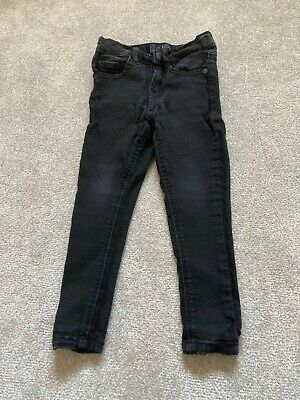 Boys Next Black Skinny Jeans - Age 3 Years - Great Condition
