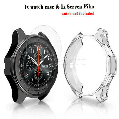Ultra-thin TPU Plating Watch Case Protector Cover for Samsung Galaxy Watch 46mm
