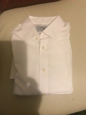 "CHARLES TYRWHITT' LONG SLEEVED SHIRT 16"" Brand New"