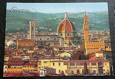 Firenze; Used; Posted; Post Date On Card 2014