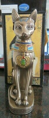 Top Collection Cat Goddess Bastet Statue Ancient Egyptian Goddess of Protection