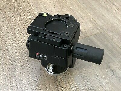 Manfrotto 400 HD Studio Geared Head - Very clean with accessories
