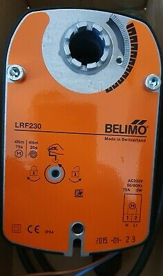 Belimo LRF230 Rotary Actuator 230V
