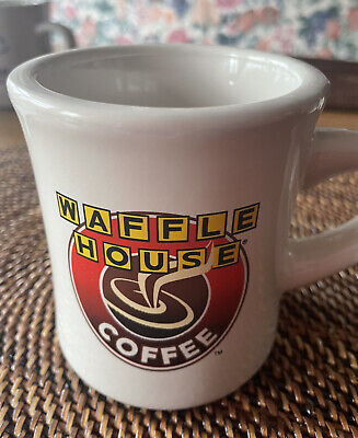 Off-white Waffle House Coffee Mug - by Tuxton