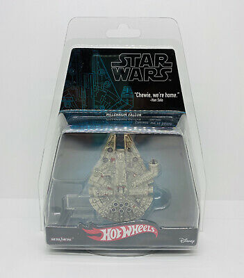 Hot Wheels Collectors Millenium Falcon - Star Wars - In Protector - Numbered