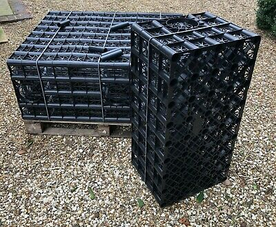 Polystorm soakaway crates. 1000x500x400mm Set of four crates with all fittings
