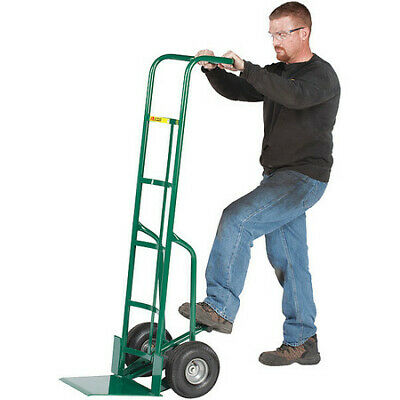 LITTLE GIANT TFF-370-10FF Hand Truck,800 lbs.,Tall,Loop Handle