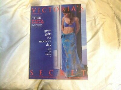 Vintage Victoria's Secret London Mother's Day,2000.Latitia Casta,Banks,More >
