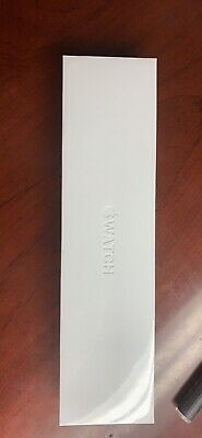 Apple Watch Series 6 44mm Aluminium Case with White Sport Band sealed in the box