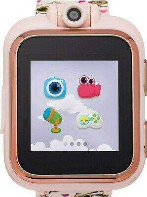 iTouch Playzoom Kids Smart Watch w/ Swivel Camera, Video Voice Record, Games NIB