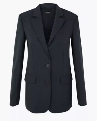 Marks /& Spencer M/&S Italian Fabric AUTOGRAPH Wool /& CASHMERE  £119 UK 24