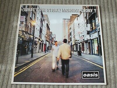 Oasis - Whats The Story Morning Glory - 1st Issue DAMONT - Excellent - Listen