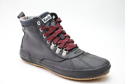 Keds Women/'s Scout Boot II Water Resistant Olive Canvas Boots WF63369 NEW!