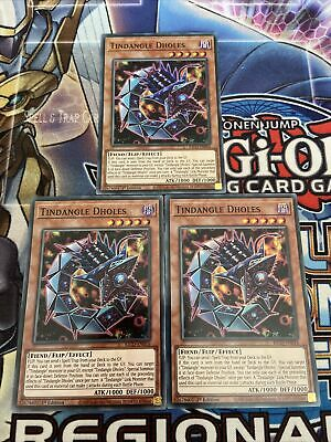 1st Edition NM Yu-Gi-Oh all cards ever printed! Tindangle Deck EXFO//FLOD