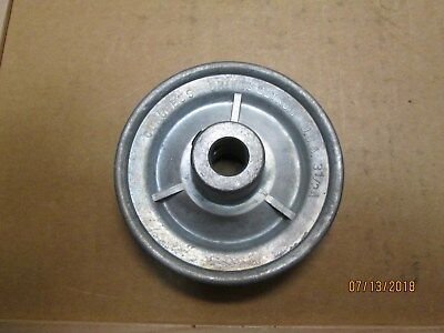"New, Congress Ca350 X 1/2"" Bore Size, V Belt Sheave Pulley."