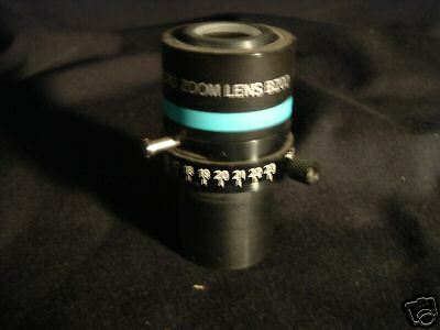 CANON BZ02 MICRO ZOOM LENS B09F FOR PC 80