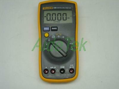 New FlUKE 17B 4000 count 3 3/4 Multimeter AC/DC/Diode/R/F/Temp/Cap duty cycle