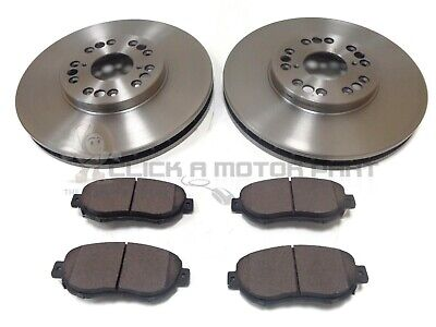 Lexus Is200 2.0 1999-2006 Front 2 Brake Discs And Pads Set Brand New Kit