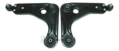 Ford Ka Front 2 Wishbone Suspension Lower Arms New With Ball Joints & Bushes