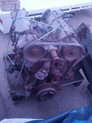 FIAT 130 Coupe Motor for Recon. or Parts
