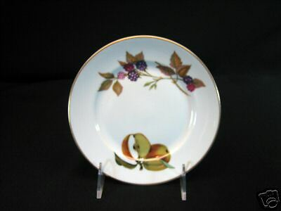 """Royal Worcester """"evesham"""" Bread And Butter Plate"""
