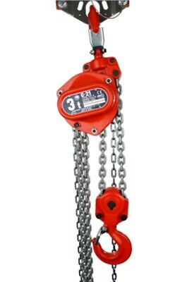 3 Ton Hand Chain block 6 mtrs Height Of Lift / hoist