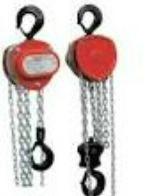 5 Ton Hand Chain block 6 mtrs Height Of Lift / hoist