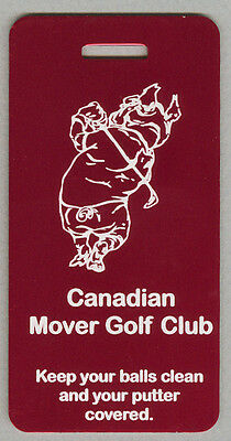 Personalized Golf Bag Tags, Sport Bag Tags, Luggage Tag