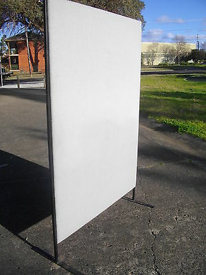 NEW*freestanding*OFFICE PARTITION ACOUSTIC SCREEN DIVIDER**  VARIOUS SIZES