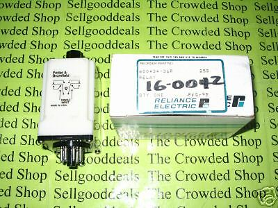 Reliance Electric 600434-36R Relay 60043436R NEW