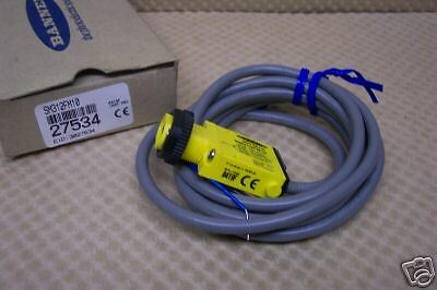 Banner 27534 Mini-Beam Cable W/connector Sm312Fm10 New Condition In Box