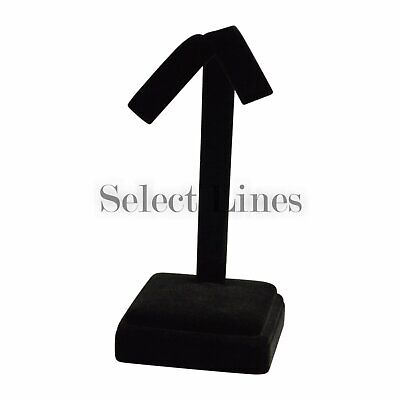 Black Velvet Earring Tree Jewelry Display Stand !!