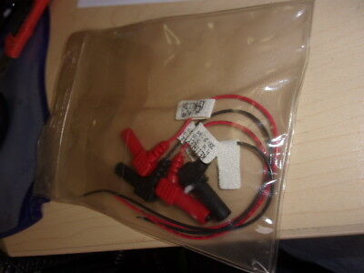 Keithley CA-109 300V 1Amp Test Leads 4Pk - New