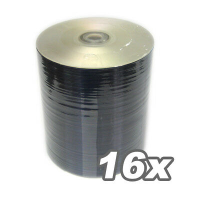 600 DVD-R 16x Silver Top No Stack RIng Wholesale Box