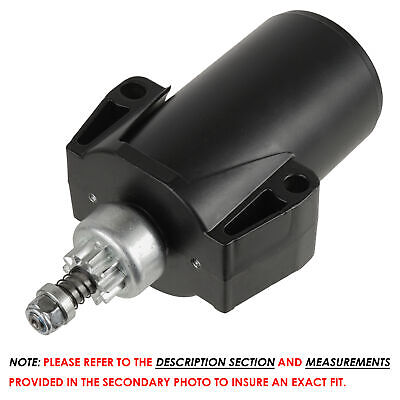 NEW FITS MERCURY Mariner OUTBOARD STARTER 9.9 15 18 20 25