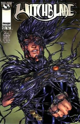 Witchblade #22 1996