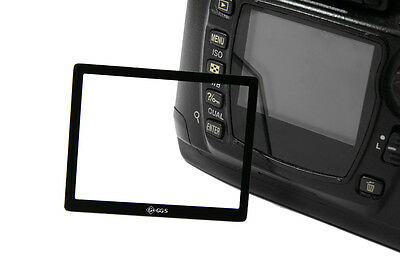 GGS LCD Screen Protector glass for CANON EOS 40D 50D